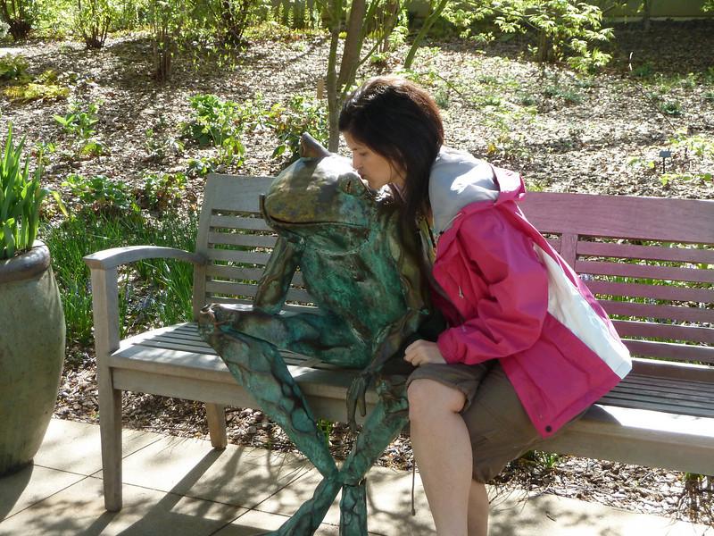 Atlanta Botanical Gardens, Atlanta Outdoor Club