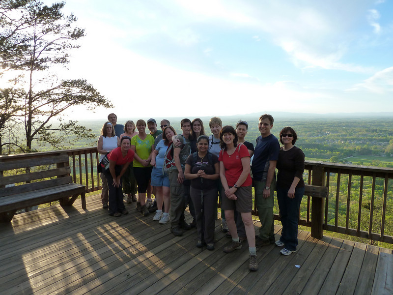 Sawnee Mountain Preserve (Atlanta Outdoor Club)