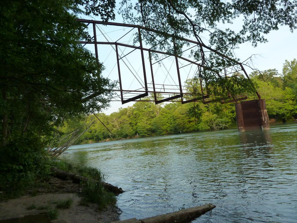 Jones Bridge (Atlanta Outdoor Club)