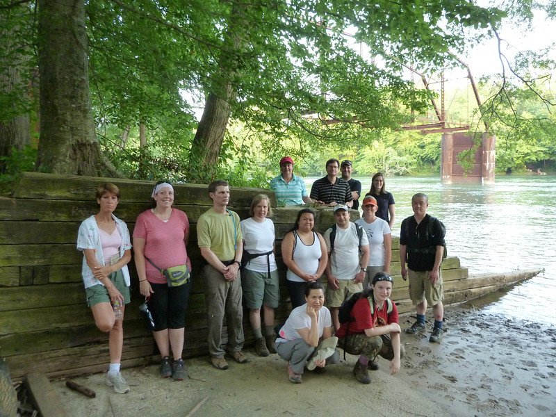 Jones Bridge, Atlanta Outdoor Club