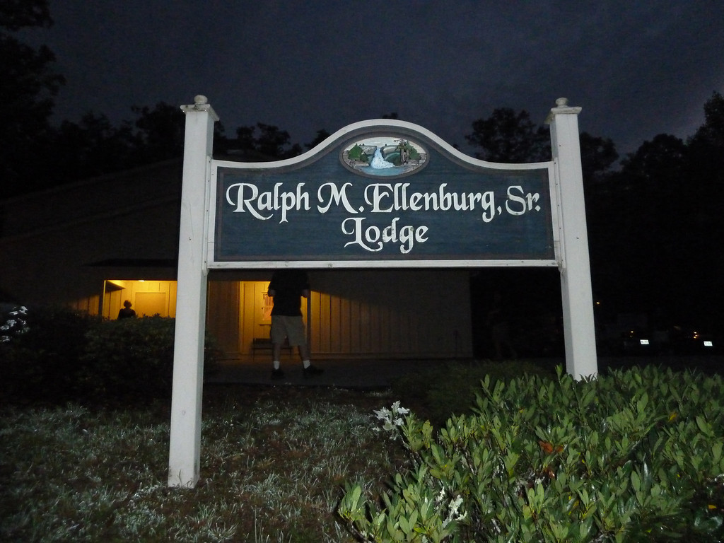 Ralph M. Ellenburg, Sr. Lodge, Rocky Bottom Camp of the Blind, Sunset, SC.