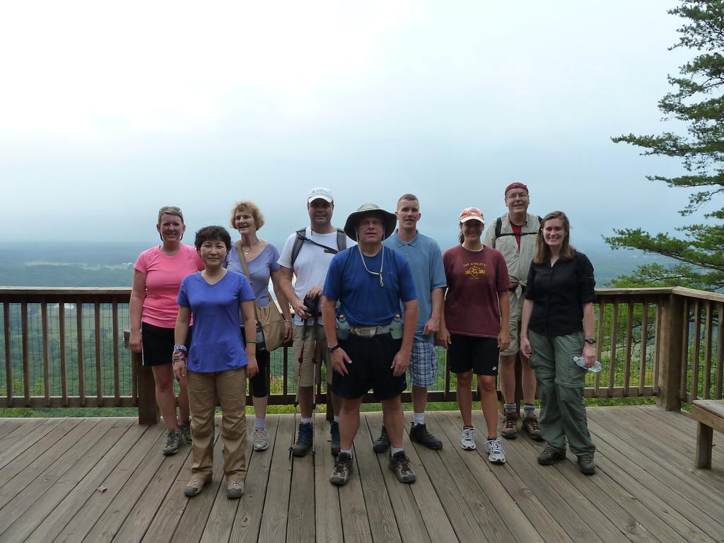 Sawnee Mountain, Atlanta Outdoor Club