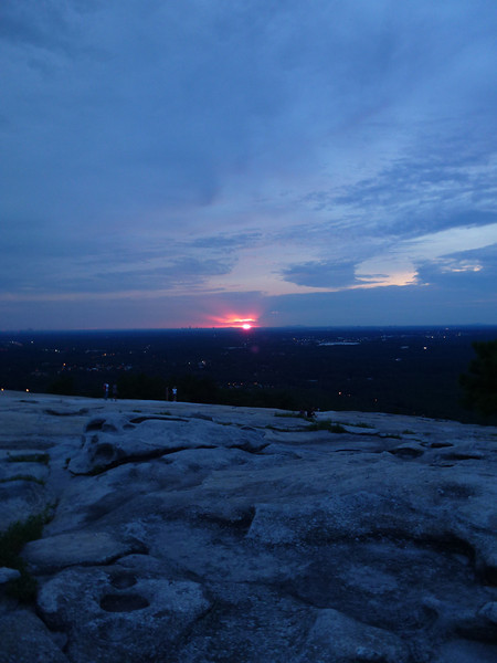 Stone Mountain (Atlanta Outdoor Club)