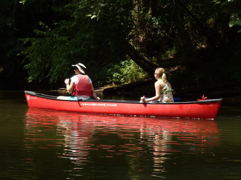 Chestatee River (Atlanta Outdoor Club)