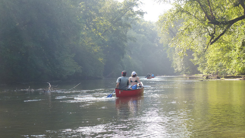 Chestatee River (Atlanta Outdoor Club)