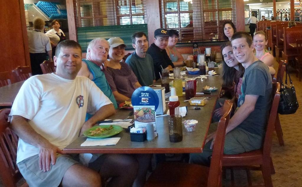 Ryan's (Atlanta Outdoor Club)