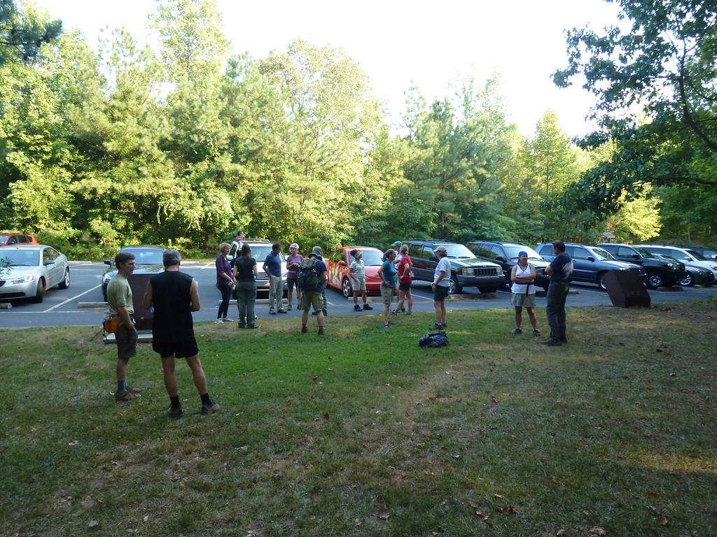 Island Ford, Atlanta Outdoor Club
