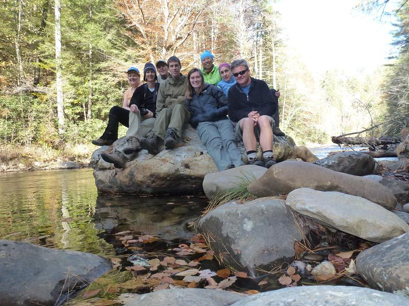 Cohutta Wilderness (Rice Camp Trail) Atlanta Outdoor Club
