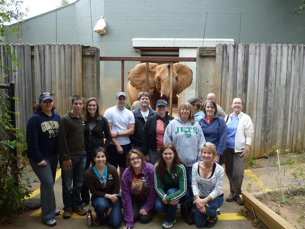 Atlanta Zoo (Atlanta Outdoor Club)