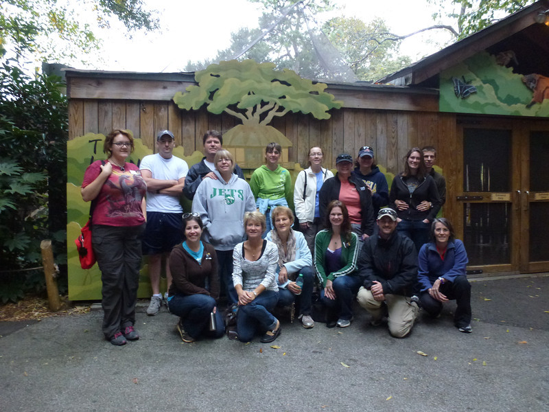 Atlanta Zoo (Atlanta Outdoor Club)