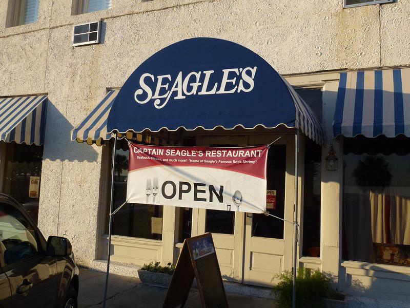 Captain Seagles Restaurant
