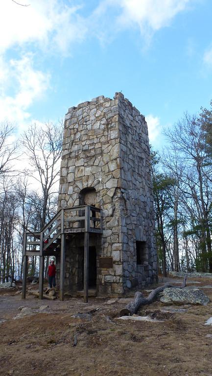 Fort Mountain (Atlanta Outdoor Club)