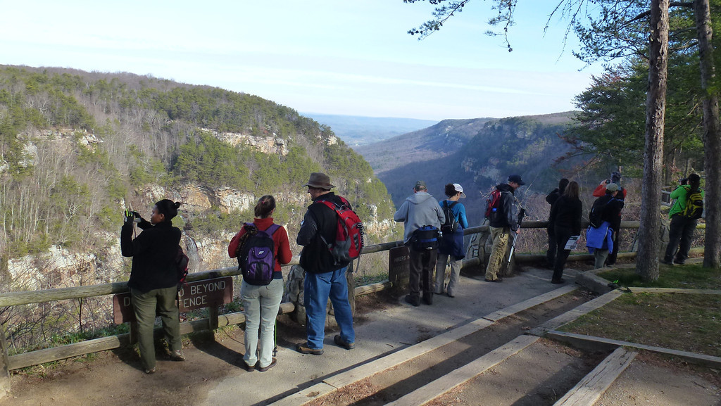 Cloudland Canyon (Atlanta Outdoor Club)
