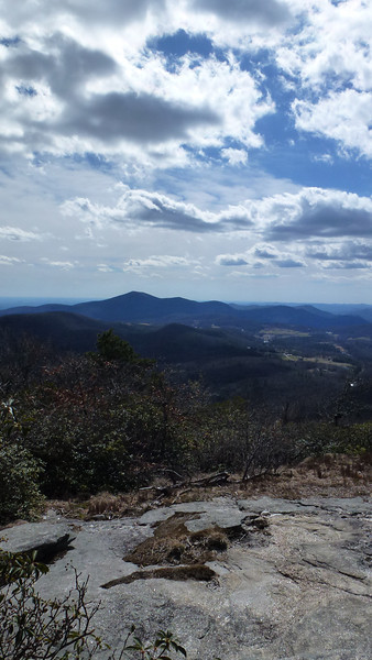 Scaly Mountain (Atlanta Outdoor Club)