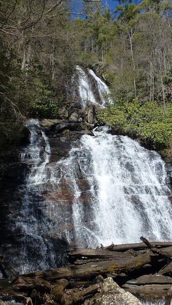 Anna Ruby Falls (Atlanta Outdoor Club)