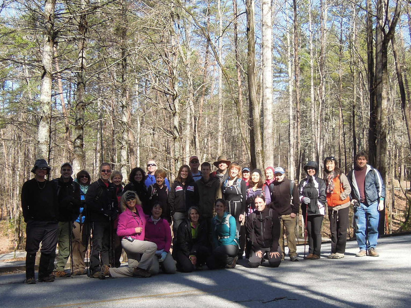 Photo Provided By: Joyce Taffee (Atlanta Outdoor Club)