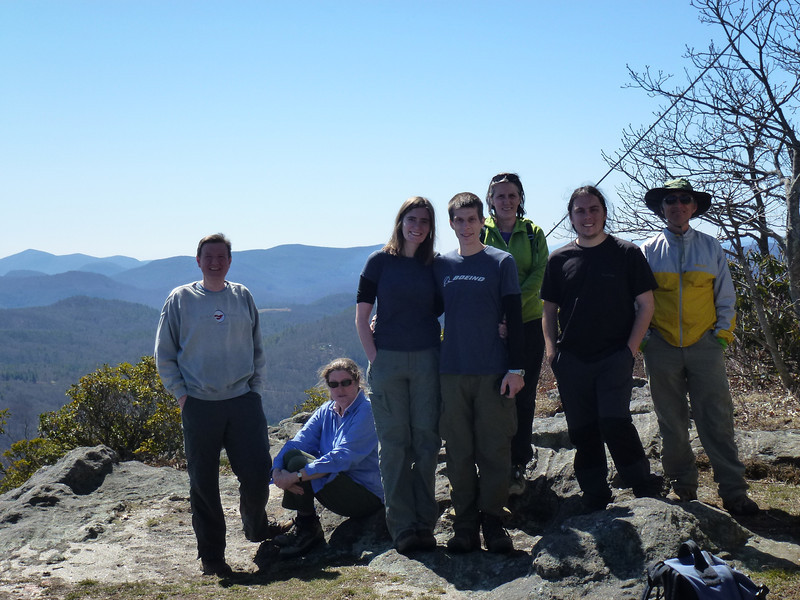 Yellow Mountain, NC (Atlanta Outdoor Club)