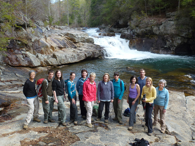 Jack River Falls (Atlanta Outdoor Club)