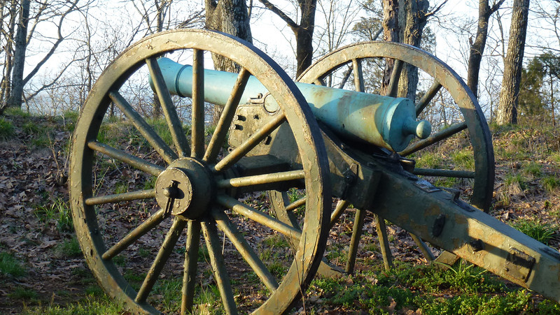 Kennesaw Mountain National Battlefield Park (Atlanta Outdoor Club)