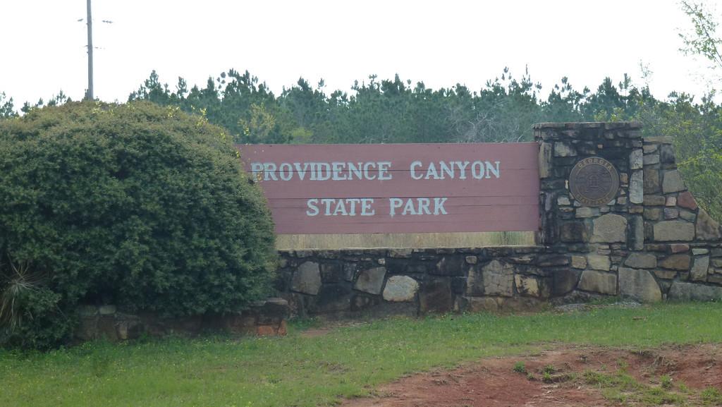 Providence Canyon (Atlanta Outdoor Club)