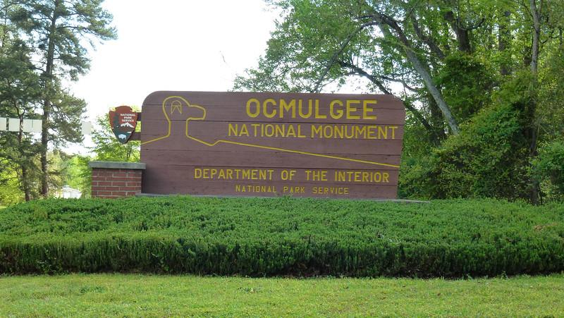 Ocmulgee National Monument (Atlanta Outdoor Club)