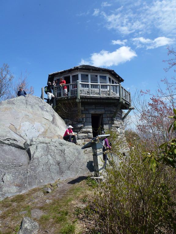 Mt Cammerer (Atlanta Outdoor Club)