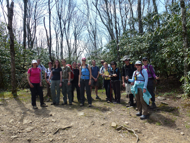 Mt Cammerer (Atlanta Outdoor Club)