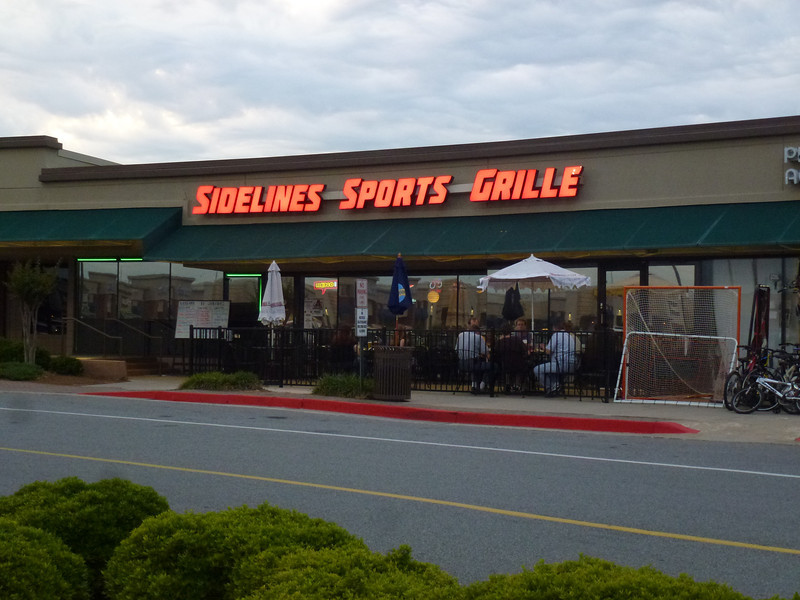 Sidelines Sports Grille (Trivia Night) Atlanta Outdoor Club