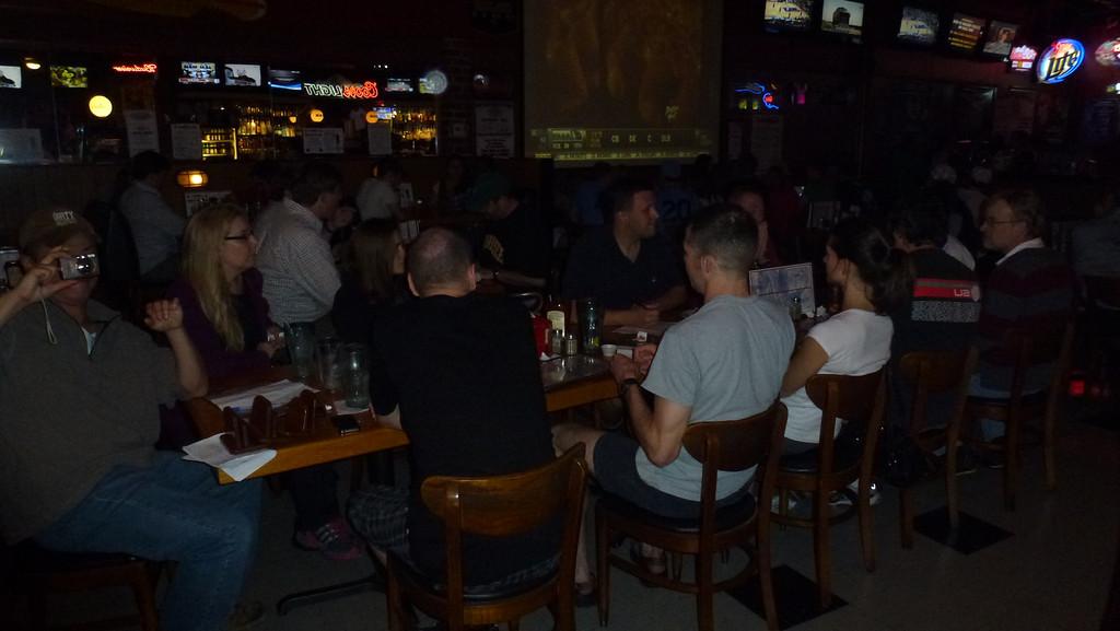 Sidelines Sports Grille (Trivia Night) Atlanta Outdoor Club