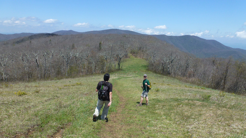 Siler Bald Backpacking with Day Hike to Wayah Bald (Atlanta Outdoor Club)