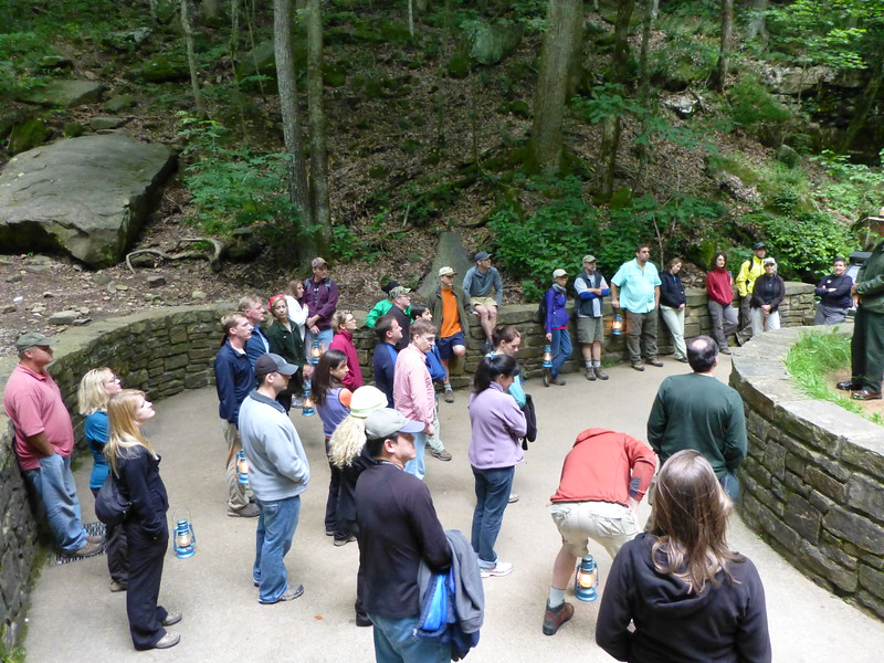 Mammoth Cave National Park (Atlanta Outdoor Club)