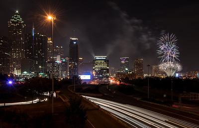 Atlanta 4th of July 2013