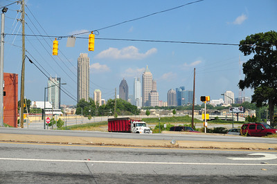 Midtown Atlanta.