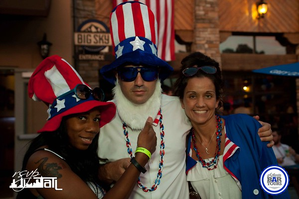 Red, White & Brews | Thursday 7-3-14