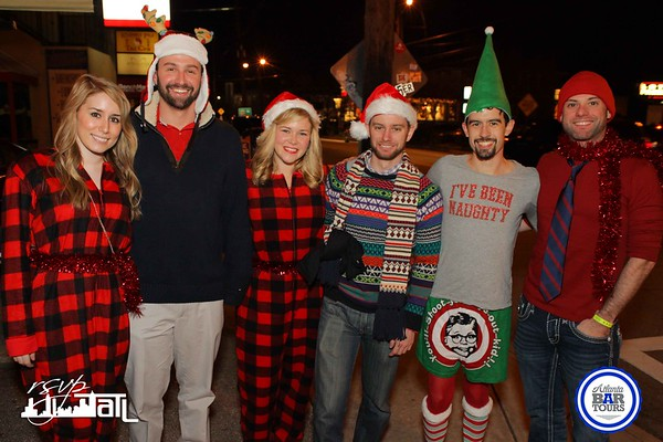 Santa Stumble 3 | Friday 12-20-13