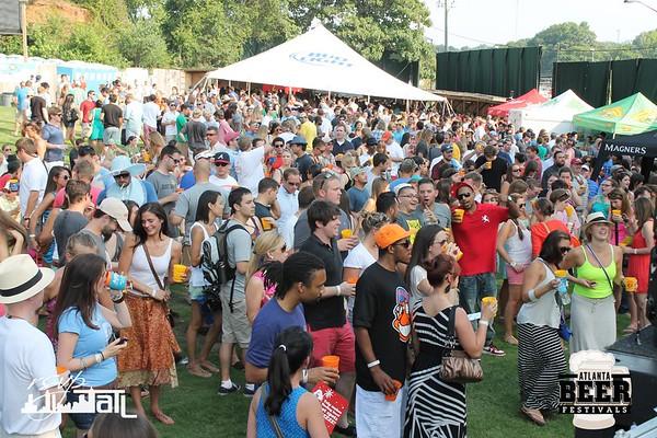 Atlanta Beer Festival | Saturday 6-23-12