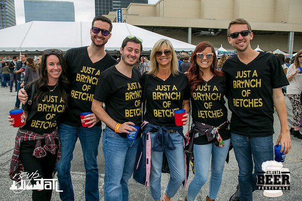 Atlanta Brunch Fest - Saturday 3-11-2017