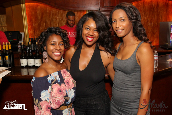Atlanta Wine Party - Saturday 8-27-2016