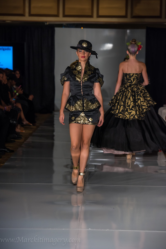 Atlantic City Fashion Week Season 9 | Elizabeth Delgado