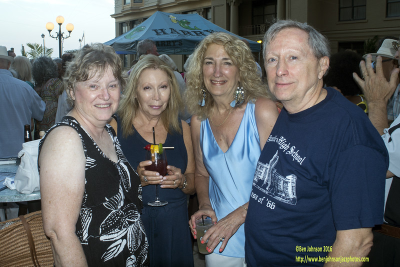 Atlantic City High School Class of 1966 50th Reunion  Meet and Greet and Harry's Oyster Bar on The Boardwalk In Atlantic City, July 22, 2016