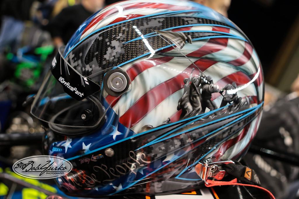 Tribute Helmet!