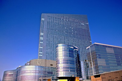 The Former Revel Hotel and Casino