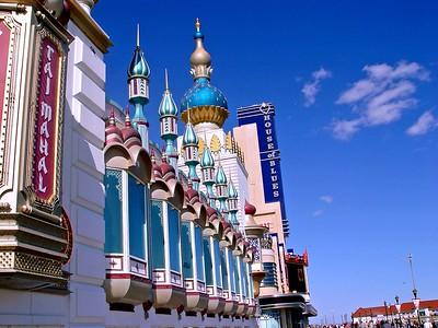 The Atlantic City Taj Mahal