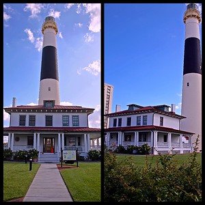 Absecon Light in Atlantic City