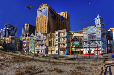 Atlantic City Boardwalk, NJ