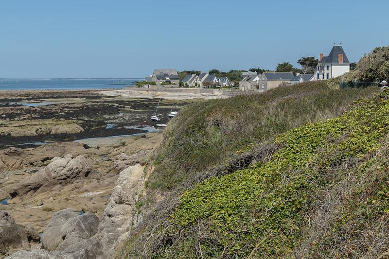 Coastal scenery, Piriac