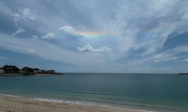 Linear rainbow, Benodet
