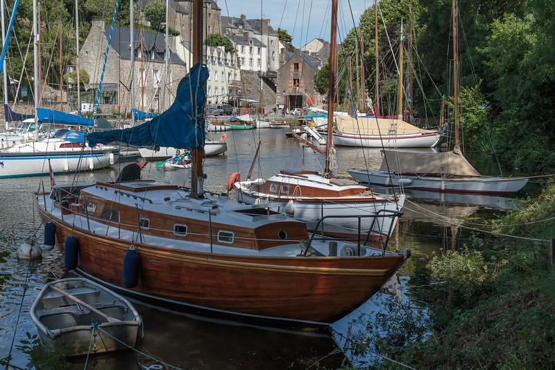 Le vieux port, La Roche Bernard