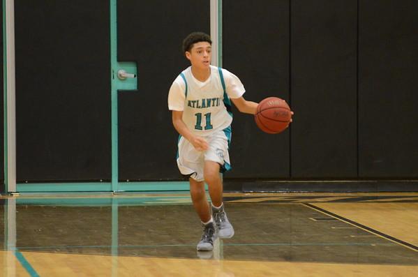 B JV Basketball 01-22-18