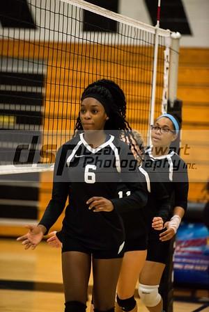 G JV Volleyball 10-3-17